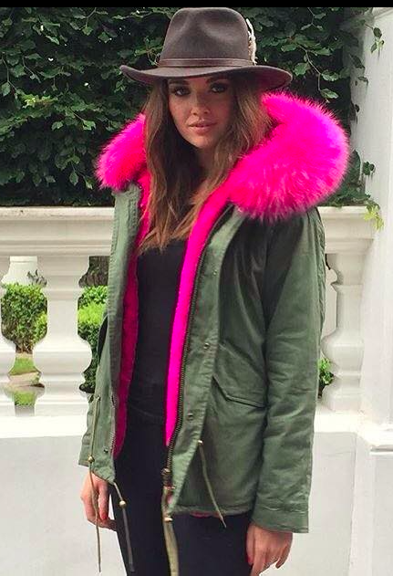 The Perfect Parka | Amanda Zips It Up