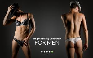 Lingerie On Men 55